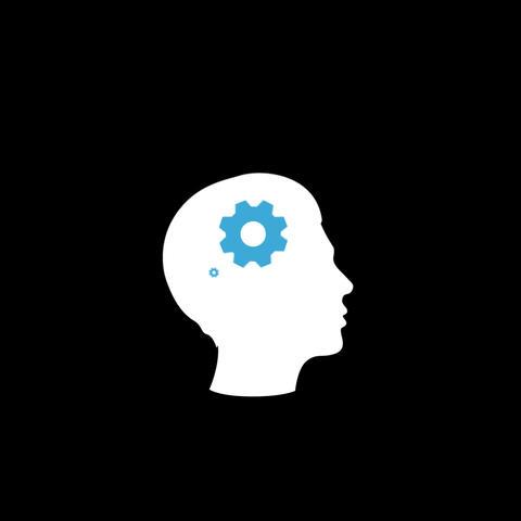 Idea Flat Icon Stock Video Footage