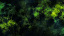 Nebula Clouds and Dust Animation