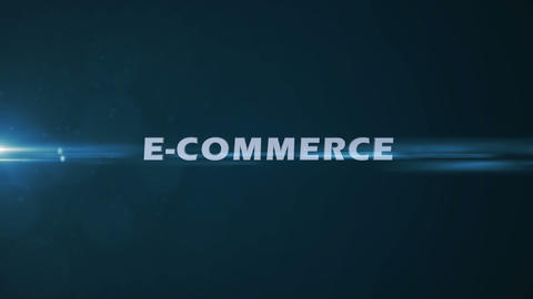3D text Online, Credit, , Purchasing Mobile payment E-Commerce Animation