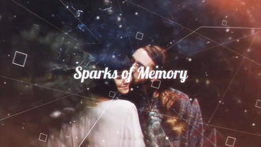 Sparks of Memory AE 模板