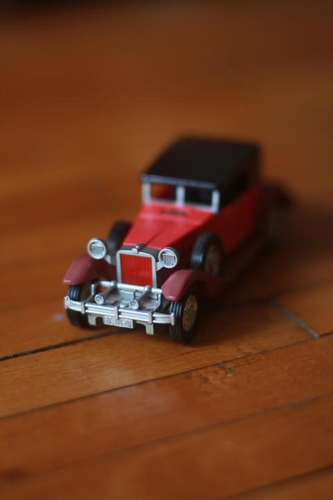 Collectible Car Model Foto