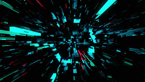 Beat Impact 4K 04 Vj Loop Animation
