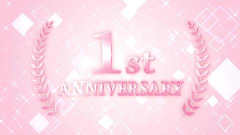 1st anniversary 29 2 1 Animation