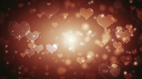 Hearts Background 0