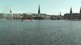 Alster Hamburg 04 Footage