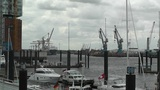 Port of Hamburg 04 Footage