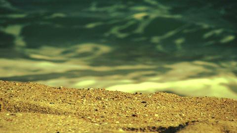 Beach Waves 01 Stock Video Footage