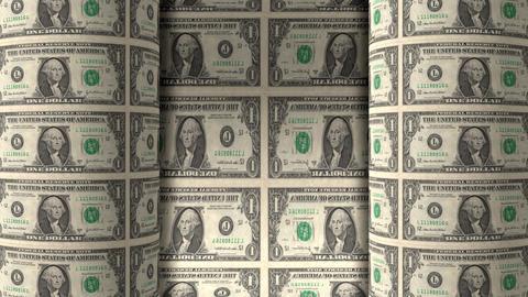 Dollar Rolls 02 Animation
