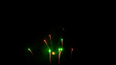 fireworks 08 Stock Video Footage