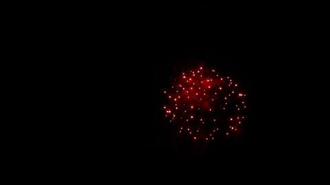 fireworks 06 Stock Video Footage