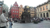 Stockholm Downtown 49 Gamla Stan Footage