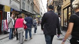 Stockholm Downtown 57 Gamla Stan Footage
