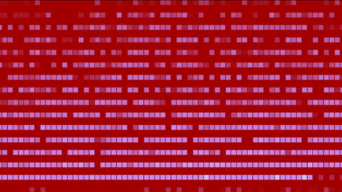 computer disk fragment process,shine square screen Animation