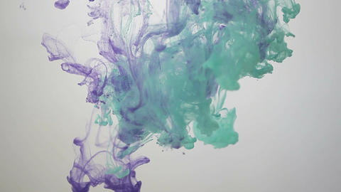 Ink In Water 1