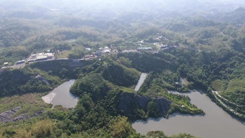 DJI P4 Taiwan Tainan Aerial Drone Video Niu Pu Mudstone 20160924 -4 Footage