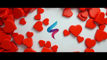 Love Logo Reveal Plantilla de After Effects