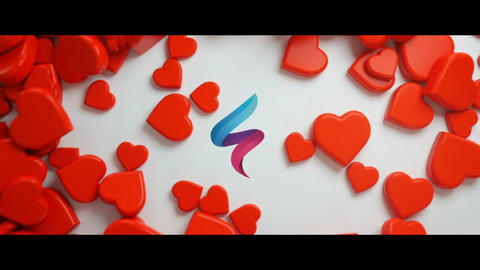 Love Logo Reveal After Effects Template