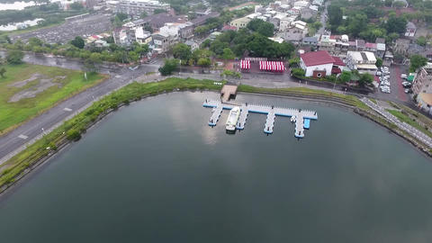 DJI P4 Taiwan Tainan Aerial Drone Video Anping Fort 20160807 -4 Footage