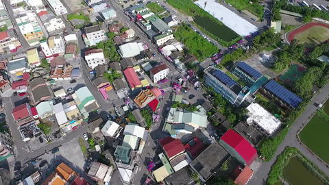 DJI P4 Taiwan Chiayi Aerial Video 20160625 -1 Live Action