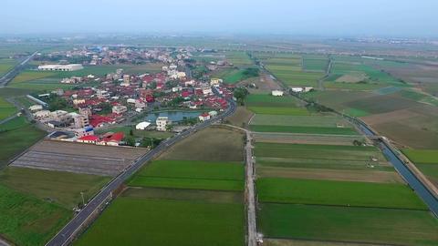 DJI P3A Taiwan Chiayi Aerial Drone Video ZhongLiao Elementary School 20151010 -6 Footage