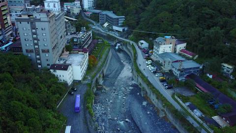 DJI MAVIC 4K Taiwan Aerial Drone Video Nantou Lushan Hot Spring 20161204 0 Footage