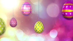 Easter Magic Egg Fancy (8) Stock Video Footage