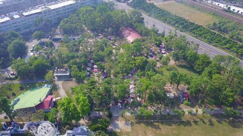 DJI MAVIC 4K Taiwan Aerial Video Kaohsiung Flower Garden Center 20161112 0 Footage