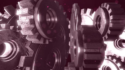 SHA Gear Image BG Pink Animation