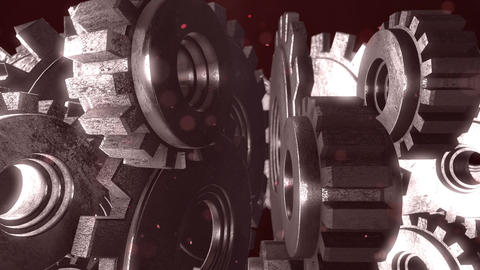 SHA Gear Image BG Red Animation