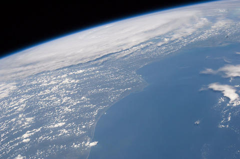 Ungraded: Hurricane Irene Hits US Footage