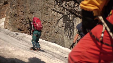 Climbers Team Footage