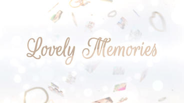 Lovely Memories - After Effects Template After Effectsテンプレート