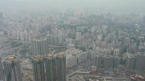 Hong Kong panorama Footage