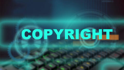 concept of intellectual property Animation