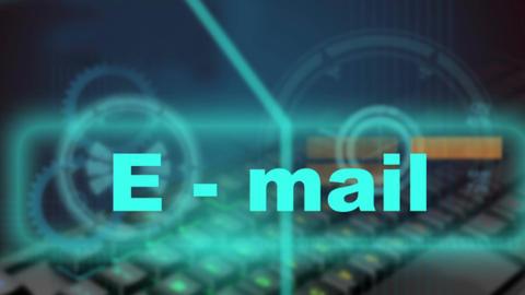 concept of internet marketing Animation