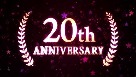 20th anniversary CG動画