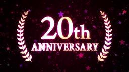 20th anniversary Animation