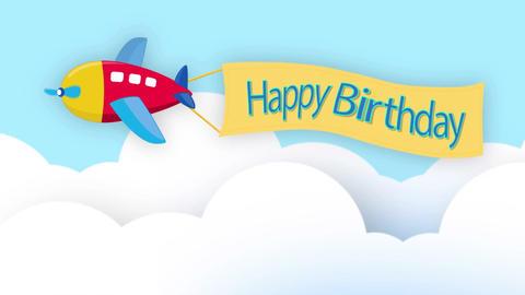 Happy Birthday (1) Stock Video Footage