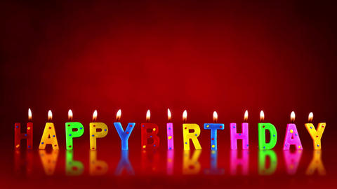 Happy Birthday (2) Animation