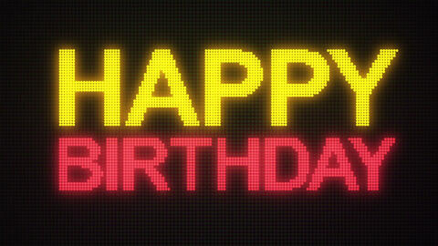 Happy Birthday (7) Animation