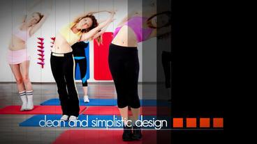 Slideshow061 Apple Motion Template