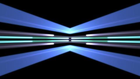 Light Beam Kaleidoscope 3 A 5h 4 K Animation