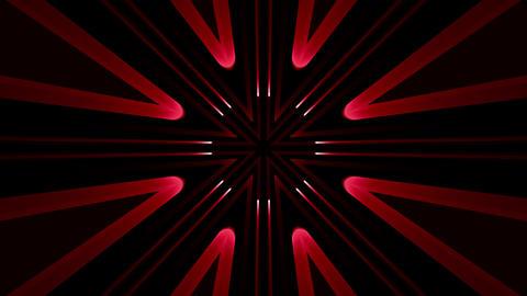 Light Beam Kaleidoscope 3 A 8f 4 K Animation
