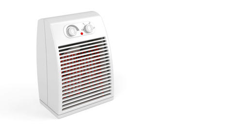 Electric heater Animation
