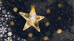 Christmas Star Footage