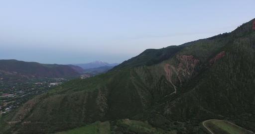 Mountain canyon Footage