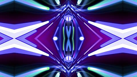 Light Beam Kaleidoscope 3 C 6g 4 K Animation