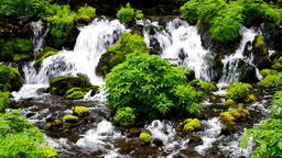 Mt Youtei spring water Hokkaido IMGP2741 Footage