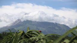 Mount Merapi Timelapse Filmmaterial