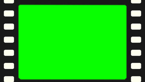 Film Green Screen Loop Animation